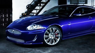 Jaguar Spray Painting Singapore - CarCrafters