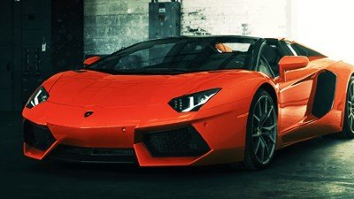 Lamborghini Spray Painting Singapore - CarCrafters