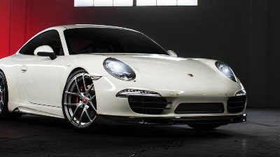Porsche Spray Painting Singapore - CarCrafters